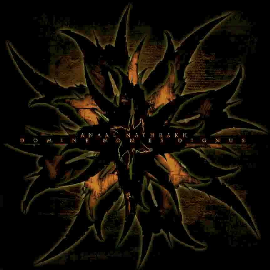 ANAAL NATHRAKH - Domine Non Es Dignus - CD